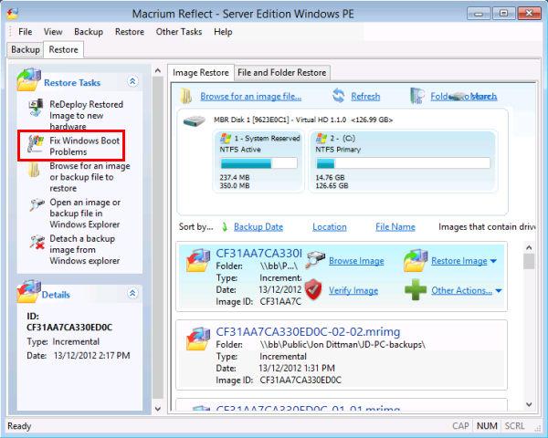 installe Windows 7 64 bits en utilisant la clé de produit 32 bits